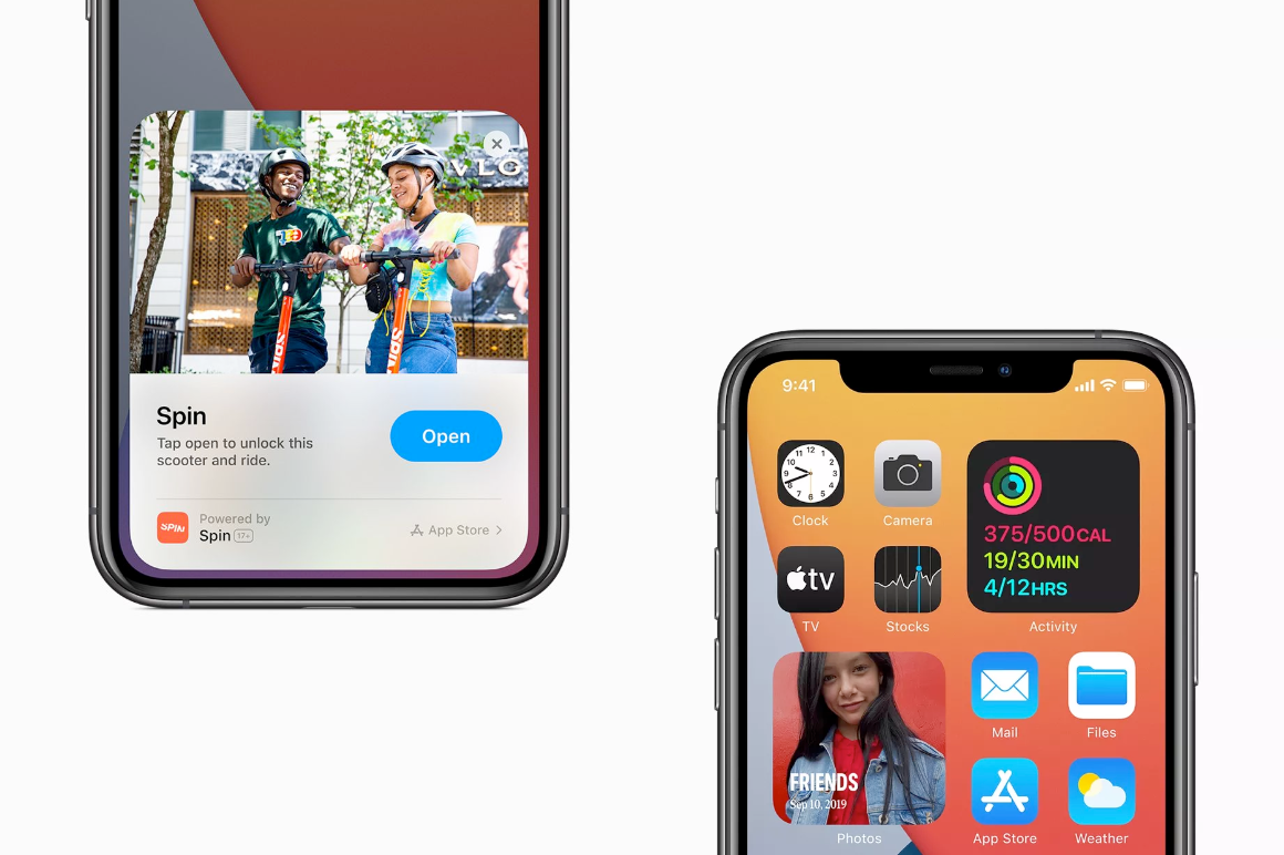 iOS 14: New Opportunities for Apps with Widgets and App Clips