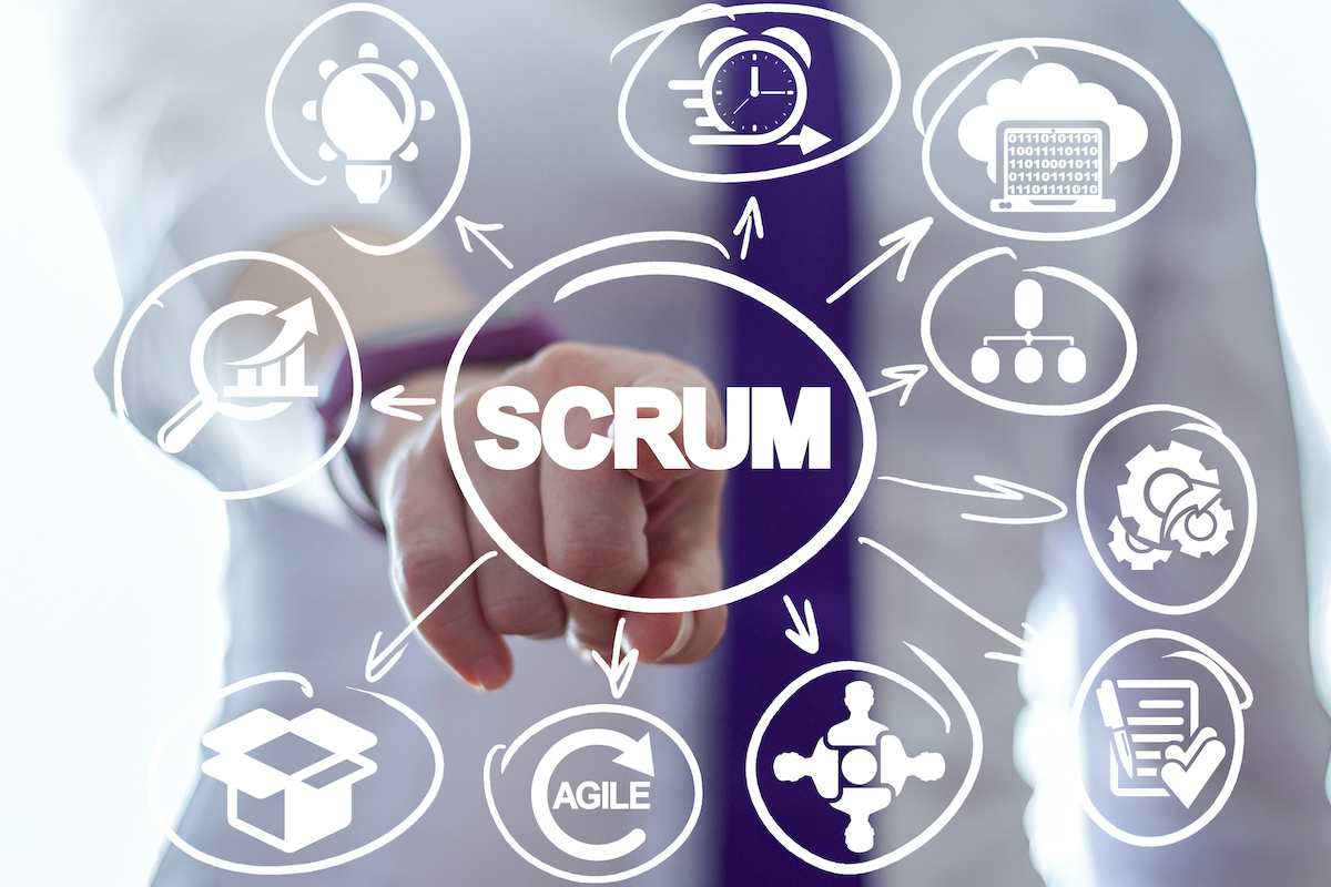 HOW SCRUM EVOLVES THE TEAM FROM WITHIN?